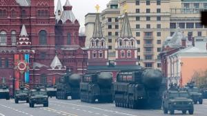 Putin gibt Feuerbefehl für Interkontinentalraketen