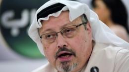Verdächtige im Mordfall Khashoggi angeklagt