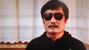 Bürgerrechtler Guansheng flüchtet aus Hausarrest