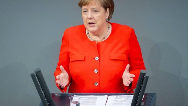 """""""Die größte Herausforderung in der Geschichte der EU"""""""