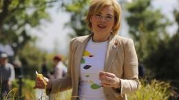 Klöckner verzichtet auf Spitzenkandidatur