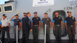 Frontex-Truppe soll massiv aufgestockt werden
