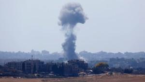 Waffenruhe in Israel hält nur Stunden