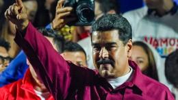 Maas kritisiert Präsidentenwahl in Venezuela