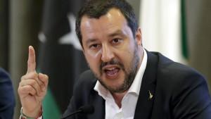 Salvini verklagt Saviano
