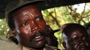 Ende der Jagd auf Rebellenführer Kony