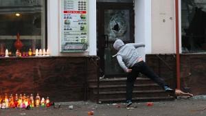 Aufruhr in der polnischen Provinz