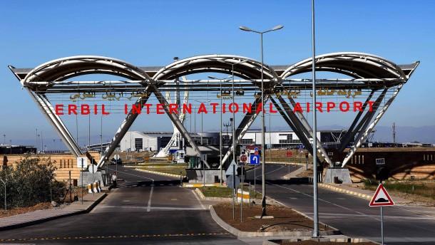 Irak stoppt Flüge in Kurdengebiet