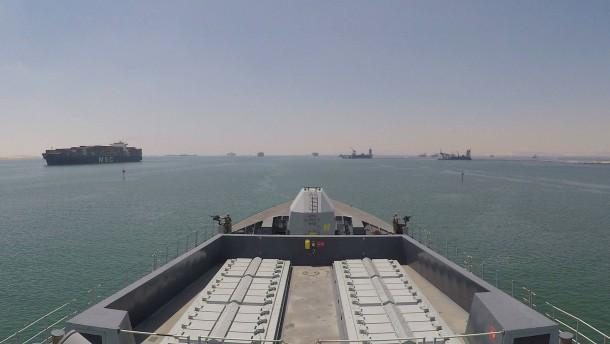 Revolutionsgarden drohen mit Angriff auf Schifffahrt