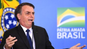 Bolsonaro lockert brasilianische Waffengesetze