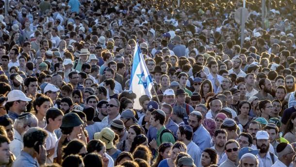 Israel blickt entsetzt auf sich selbst