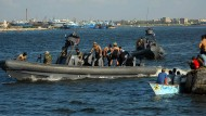Mehr als 160 Flüchtlinge ertrinken vor ägyptischer Küste