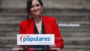 Spanische Regionalpolitikerin wollte Sputnik V kaufen