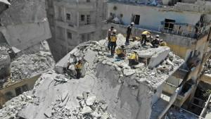 15 Menschen bei Luftangriff getötet