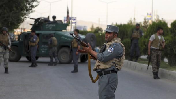 Mehr als 30 Tote in Afghanistan