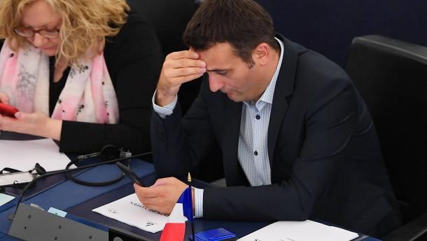 Stellvertretender Chef des Front-National verlässt die Partei