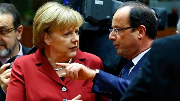 Spähvorwürfe überschatten EU-Gipfel