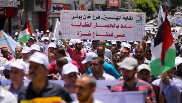 """Abbas ruft zu """"Tag des Zorns"""" auf"""