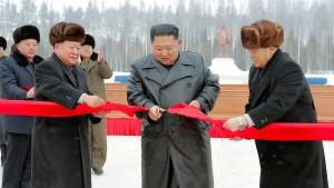 """Kim feiert Stadt als """"Inbegriff der modernen Zivilisation"""""""