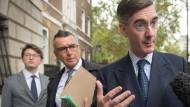 Niemand hat die Absicht, die Premierministerin zu stürzen: Jacob Rees-Mogg