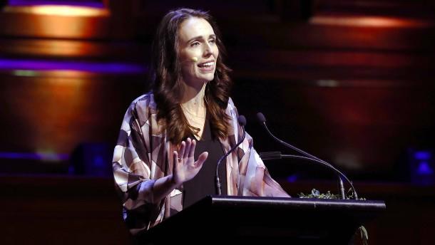 Scharfe Kritik an Neuseelands Regierungspartei