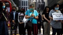 Abermalige Proteste nach Tod eines Studenten