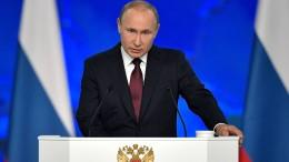 Putin warnt vor Stationierung von Mittelstreckensystemen