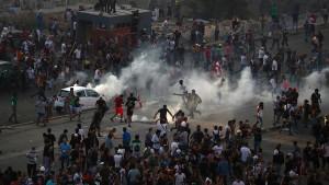 Viele Verletzte bei Protesten in Beirut