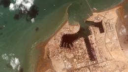 Israelischer Cyberangriff auf iranischen Hafen