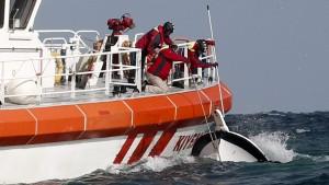 Viele Tote bei Untergang von Flüchtlingsboot nahe Istanbul