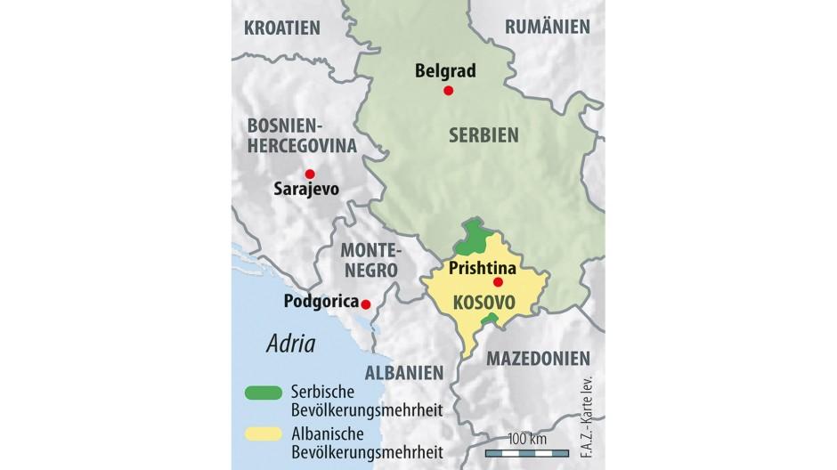 Regierungskrise In Kosovo Kritik Der Kaffeehaustischheroen