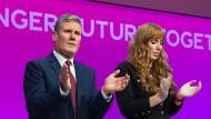 Labour-Parteitag: Gekommen, um zu leiden