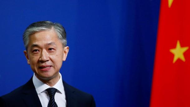 Amerikaner fordern Schließung des chinesischen Konsulats