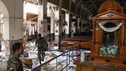 Steinmeier kondoliert dem Präsidenten von Sri Lanka