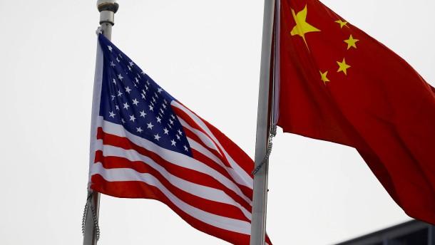 China lässt amerikanisches Geschwisterpaar ausreisen