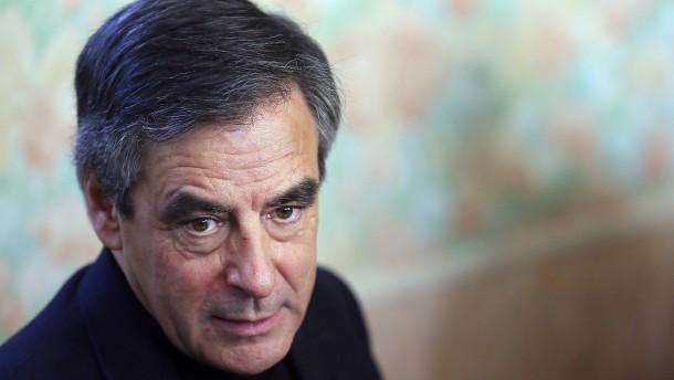 Fillon will Frankreich Stolz und Größe zurückgeben