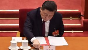 Chinas neue Realität