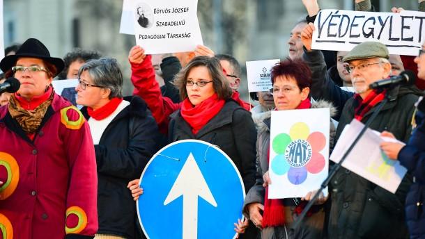 Ungarisches NGO-Gesetz verstößt gegen EU-Recht