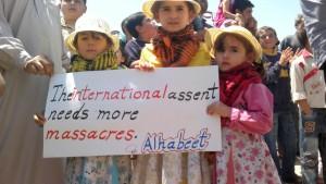 """Syrien auf """"Liste der Schande"""""""