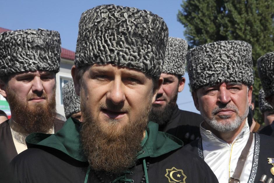 Dass zuletzt wieder mehr Tschetschenen nach Deutschland flüchteten, dürfte auch mit dem dortigen Machthaber Ramsan Kadyrow zusammenhängen.