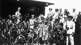 Herero und Nama ziehen in Amerika vor Gericht