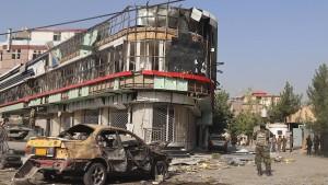 Taliban bekennen sich zu Anschlag auf Verteidigungsminister in Kabul