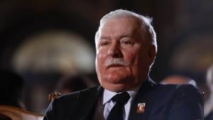 Wieder Spitzelvorwürfe gegen Lech Walesa