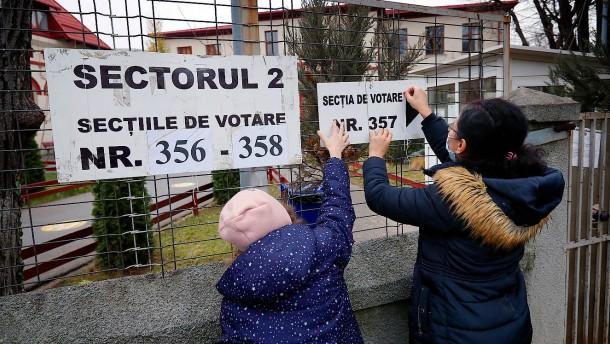 Für ein Rumänien ohne Diebstahl