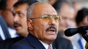 Ehemaliger Präsident Saleh offen für Gespräche
