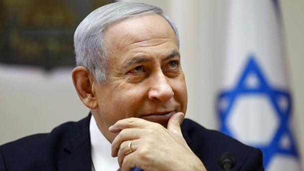 Die plötzliche Stille des Benjamin Netanjahu