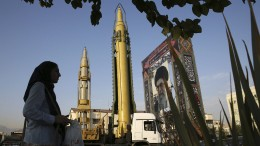 Irans Revolutionsgarde beschleunigt Entwicklung von Raketen