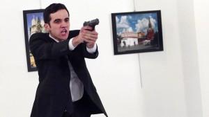 Karlow-Mörder bewachte Erdogan