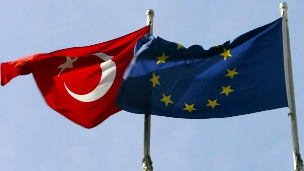 Warnungen vor Ende der EU-Beitrittsgespräche mit Türkei