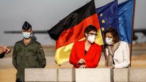Die EU auf der Suche nach dem strategischen Kompass